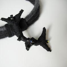 Textile  chocker item nO.242 RESERVED by kjoo on Etsy