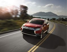 Test drive the new 2018 Mitsubishi Outlander Sport! Check out the new 2018 Outlander Sport near Staten Island, NY at Bell Mitsubishi. Mitsubishi Pajero Sport, Mitsubishi Motors, Quebec, Levis, Outlander 2017, Mitsubishi Outlander, Thailand, United States, Landing