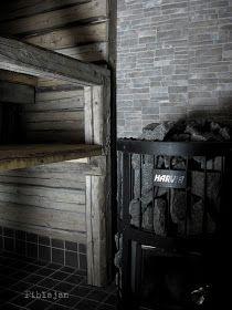 Sauna Design, Outdoor Sauna, Finnish Sauna, Sauna Room, Interior Architecture, Interior Design, Spa Rooms, Saunas, Western Red Cedar