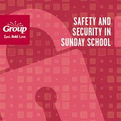Group's free guide gives important tips on how you can make Sunday school a safe and positive experience for children and reassure parents that their kids will be taken care of. Parents need to know their children will be safe and well cared for while in your charge. There is a lot of responsibility to ensure no one gets lost or eats a peanut.