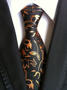 Great styles at amazing prices: Paisley Gold Leaf... See it here! http://zepru.myshopify.com/products/paisley-gold-leaf-100-silk-classic-necktie?utm_campaign=social_autopilot&utm_source=pin&utm_medium=pin
