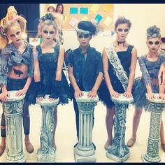 Dance Moms - the Zombie dance!!!