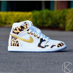 reputable site c52ae eb36e ... Thoughts on these Cheetah 1 s Done by kendrascustoms - - dope solecollector  nicekicks kicks custom  Nike Air Max ...