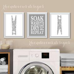 Laundry Room Art Pri