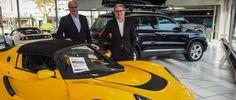 Autohaus Brüne in Essen ist neuer Lotus Partner