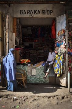 Local shop . Mogadishu
