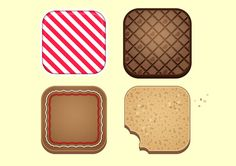 How to Create Gingerbread and Candy Inspired Graphic Styles in Adobe Illustrator