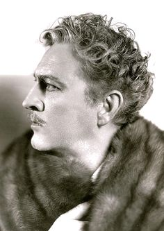 John Barrymore; photo by George Hurrell