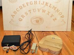 Awesome project: Ouija Board Access Control by TheRiverPeople