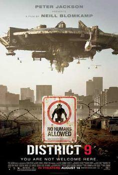 [Critique] District 9: la science-fiction pour exorciser l'apartheid