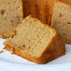 Coffee Kahlua Chiffon cake - Ingredients: 80 gm. cake flour,2 gm. Baking powder,a pinch of salt, 70 ml. evaporated milk, 2 tbsp . Instant coffee granules,50 gm, corn oil, 2 tbsp. Kahlua liquer, 75 gm.egg yolks 40 gm.sugar, 200 gm. egg white, 40 gm. sugar. Method: Sieve cake flour and baking powder into a mixing bowl. Sprinkle a pinch of salt into the flour. Warm up the evaporated milk and stir in the instant coffee.... http://auntyyochana.blogspot.hk/2006/10/coffee-kahlua-chiffon-cake.html