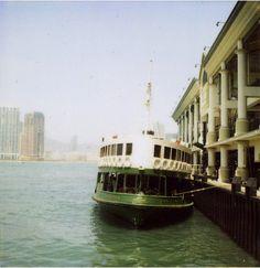 Star Ferry, Hong Kong #hongkong