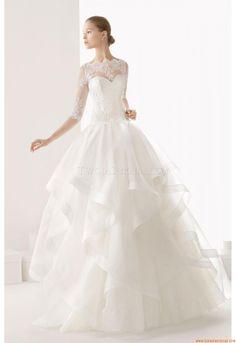 Suknia ślubna Rosa Clara 153 Cazorla 2014