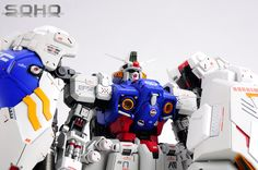 GUNDAM GUY: G-System 1/60 GP02 Gundam Physalis - Painted Build