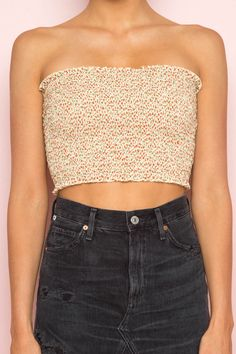 08d7404f2e Cleo Tube Top. Brandy Melville ...