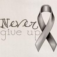 Never Give Up!  May is Brain Cancer Awareness Month!  Wear Grey! Or 50 Shades of Grey Matter.....for Mom http://tarotcanada.org/LilaEvaBradley.html