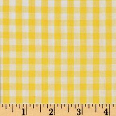 This classic light weight woven yarn dyed gingham fabric is extremely versatile. It can be used to create stylish summer dresses, children's apparel and blouses. It can also be used to make tablecloths, curtains and even handkerchiefs.
