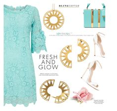 """""""blingsense"""" by blingsense ❤ liked on Polyvore featuring Jolie Moi, Casadei and Sophie Hulme"""