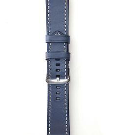 Apple Watch Armband Mitternachtsblau von oben