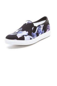McQ Alexander McQueen Slip-On Sneakers, $283.50 (on sale); shopbop.com
