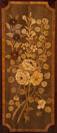 История мебели - величайшие мастера Мебель: Рене Дюбуа