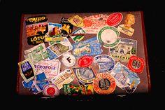 european travel stickers - Pesquisa Google