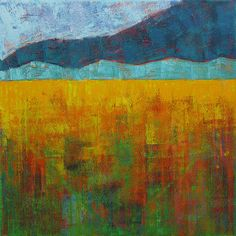 ORIGINAL Acrylic Landscape Painting...LARGE by KellysArtStudio, $275.00