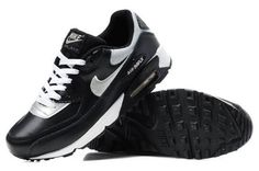 Wholesale Price for Nike Air Max 90 Men Black/White-Silver Shoes on a surprise sale price., people who come in don't miss to buy a low price with good quality Nike shoes. Save 85% off,can you get Nike shoes with free shipping