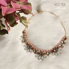 LC Statement Necklace Beautiful brand new necklace. Great colors that can make any outfit stand out. Perfect for spring. Hot item this season. Fast shipping! LC Lauren Conrad Jewelry Necklaces