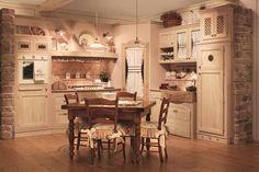 Gallery cucine in muratura Etnea