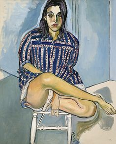 Alice Neel: Nancy