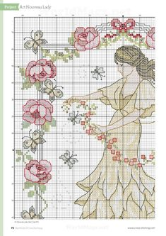 Gallery.ru / Фото #52 - The world of cross stitching 217 - WhiteAngel