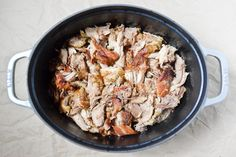 Fire-and-Forget Pork Carnitas Recipe on Chocolate & Zucchini