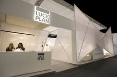Luceplan Lighting Promenade by Migliore+Servetto Architects, Milan – Italy » Retail Design Blog