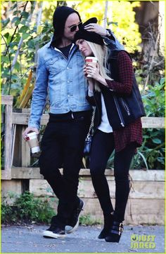 Aaron Paul & Wife Lauren Parsekian . They look so cute <3