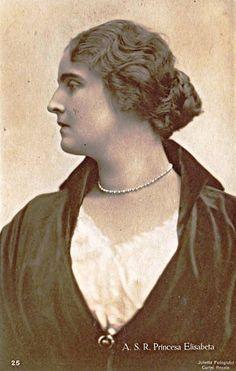 Prinzessin Elisabeth von Rumänien, future Queen of Greece 1894 – 1956 | Flickr - Photo Sharing!