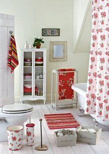 Nice look of your bathroom makes you feel happy and put you in a good mood.