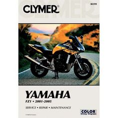 The most popular motorcycle repair manuals ideas are on pinterest clymer manual yamaha fz1 2001 2005 fandeluxe Gallery