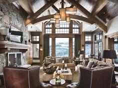 Luxury Slopeside Chalet, USA