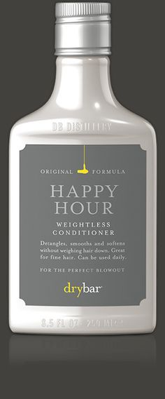 Drybar Weightless Hair Conditioner - HAPPY HOUR #hair