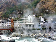 Manikaran Hot Springs, India  Thoughtsnlife.com