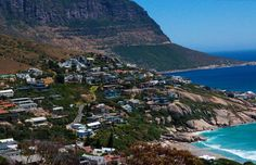 Coastal Road in Cape Town, South Africa | 32 Magical Destinations To Visit In This Lifetime