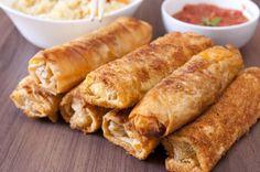 Šunkové závitky plnené syrom - Recept pre každého kuchára, množstvo receptov pre pečenie a varenie. Recepty pre chutný život. Slovenské jedlá a medzinárodná kuchyňa