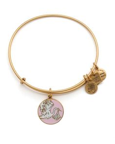 Alex and Ani Special Delivery Expandable Wire Bangle, Charity by Design Collection