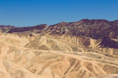 Zabriskie Point by Radu Micu on 500px