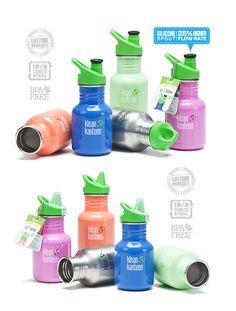Klean Kanteen Sports Bottle Review