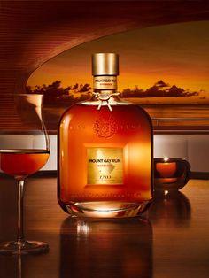 Mount Gay Rum 1703 - Design by QSLD