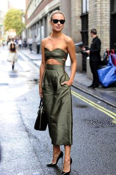 Street Style: A Summer Date Look To Try Now