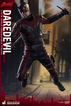 Netflix s Daredevil has revolutionised whats possible for super heroes on  the small screen and to celebrate. Daredevil Action FigureDaredevil Tv ... 20bf5acada79