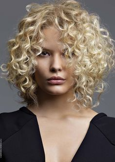Best Curly Bob Hairstyle Ideas for 2016 | Hairstyles 2016 New Haircuts and Hair Colors from special-hairstyles.com